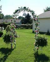 size movable garden arch decorated old country mill arch decorated