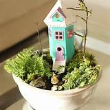 16 creative diy indoor gardens indoor fairy garden via