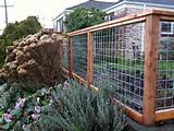 garden fencing designs on Wire Garden Fence Design Ideas Home Design ...