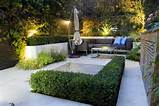 beautiful small modern garden design ideas with modern patio