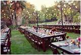 ... garden wedding ideas ? ♥ Or how about red-themed wedding ideas