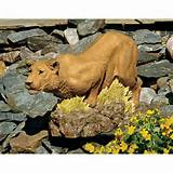 lioness statue home yard garden outdoor decor products gifts