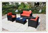 garden rattan furniture outdoor wicker furniture e 017