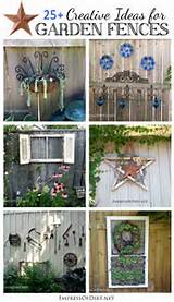 25 creative ideas for garden fences