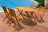 Why Wooden garden Furniture are Top of the Line?