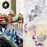 Unique Christmas Decoration From everything in Kitchen Items