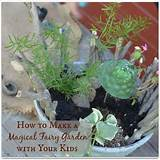 How to Make a Magical Fairy Garden with Your Kids
