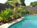 Small backyard landscaping designs Ideas With Pool And Plants