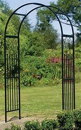 gardman westminster metal garden arch wedding arbor