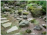 rock garden random