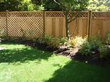 new fence garden design 2 nice pot new fence garden design 2 nice pot