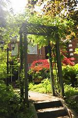 garden accessories – garden entry arch decorating ideas [600×903 ...