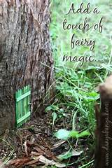 add a touch of fairy magic to your garden with this DIY fairy door ...