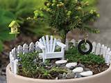 Interesting Fairy Gardens Ideas : Interesting Fairy Gardens Ideas ...