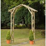 home buildings structures arbours arches pergolas arches