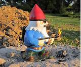 Combat Garden Gnome with Flamethrower by thorssoli on Etsy, $58.00
