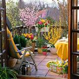 also like patio gardens with colorful space 35 small balcony gardens ...