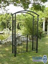 garden arch iat 12 new design of garden arch gate design material ...