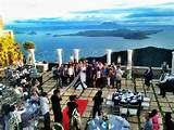 cool outdoor wedding in tagaytay cavite philippines wedding venue