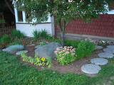front yard flower garden ideas
