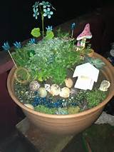 Fairy garden ideas :) | my projects | Pinterest