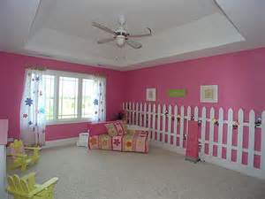 ideas for decorating a little girls bedroom with a garden theme ideas