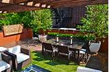 ffod chicago roof deck and garden sunny roof deck dining table jpg