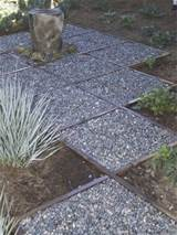 inexpensive walkways and paths cheap backyard walkway ideas garden