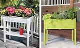 ideas for planters: raised planters balcony garden ideas planter boxes