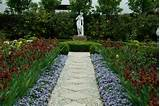Iris Walk | Garden Designs | Pinterest