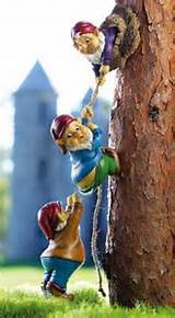 gnomes tree decor by collections etc by collections http www amazon