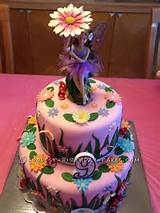 Garden Fairy Cake... This website is the Pinterest of birthday cake ...