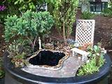 garden ponds | The Mini Garden Guru - Your Miniature Garden Source