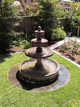 cheap outdoor garden fountains ideas this for all