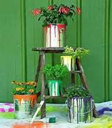 Upcycled Garden Decor Ideas | Recycled Things