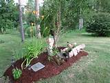 dads memory garden i made for him misc pinterest