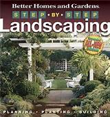 Step-by-Step Landscaping (Better Homes & Gardens Gardening) | Garden ...