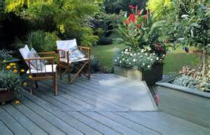 How to Landscape Patios and Small Gardens | The Garden Glove