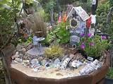 40 Magical DIY Fairy Garden Ideas - Sortra
