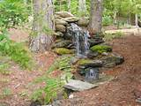 ... Outdoor Fountain Ideas | Natural homemade water fountain ideas