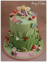 fairy garden bugs birthday cake cakes cake decorating daily