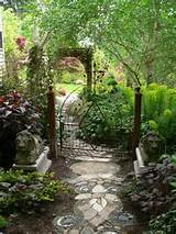 delicate garden gate secret garden ideas for garden design pint