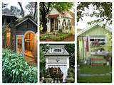 Beautiful Garden Shed Ideas: Charming Garden Shed Ideas – Vissbiz