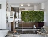 ... -mezzanine-living-room-with-vertical-garden-vines : OLPOS Design