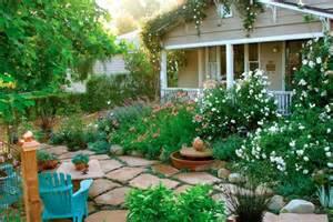 Cottage Garden - eine der beliebtesten Gartenformen - fresHouse