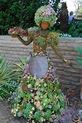 ideas for unusual garden sculptures do it yourself garden sculptures