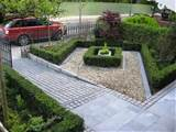 Smart front garden design in Dublin | Tim Austen Garden Designs