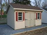 backyard garden sheds