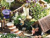 Homemade Fairy Garden Ideas | CDxND.com - Home Design in Pictures