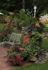 garden ideas flowers and gardens pinterest